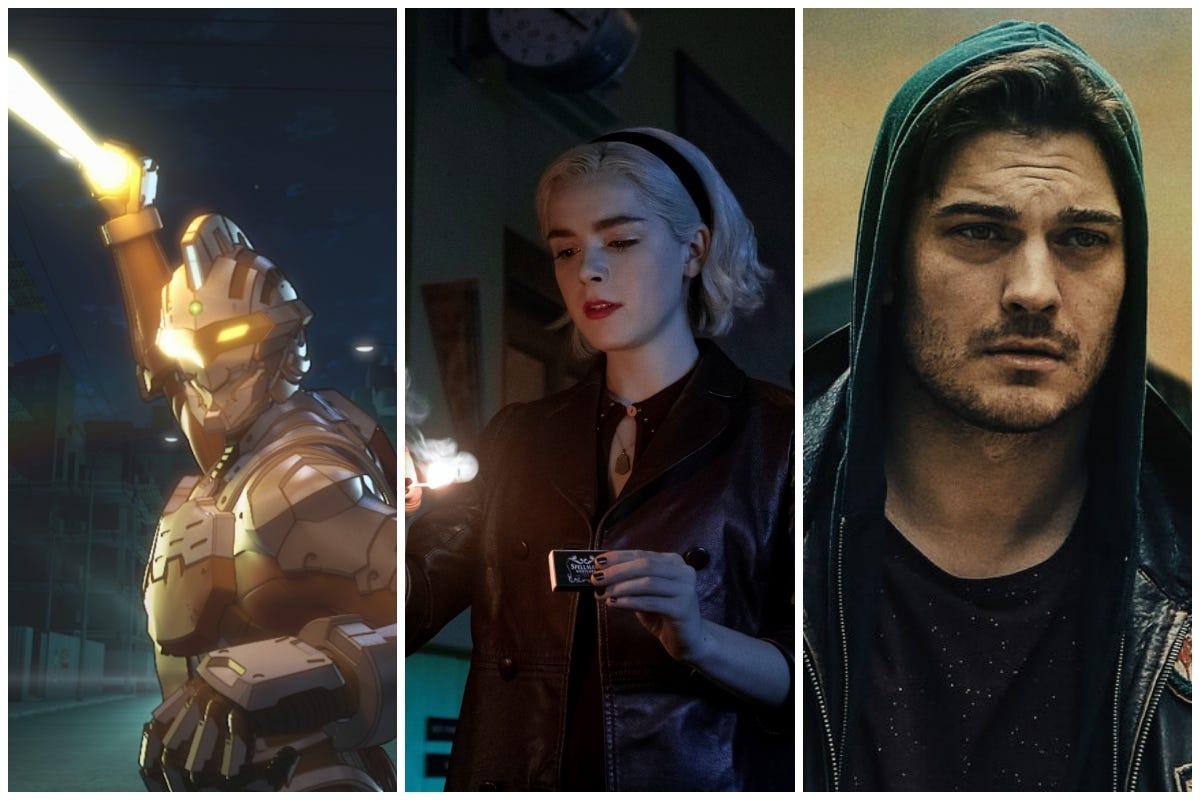 Las Nuevas Series De Netflix Para Abril De