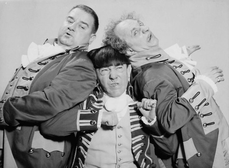 Before Joining the Three Stooges, Larry was a Professional Boxer   by  Andrew Martin   SportsRaid   Medium