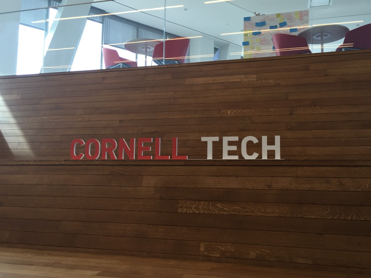Cornell Tech — Connective Media生活分享   by 許凱鈞(Kevin)   凱鈞的終端機   Medium