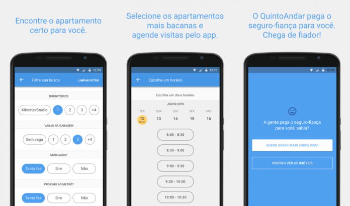 App QuintoAndar na lista dos melhores aplicativos da semana   by QuintoAndar.com    QuintoAndar Notícias