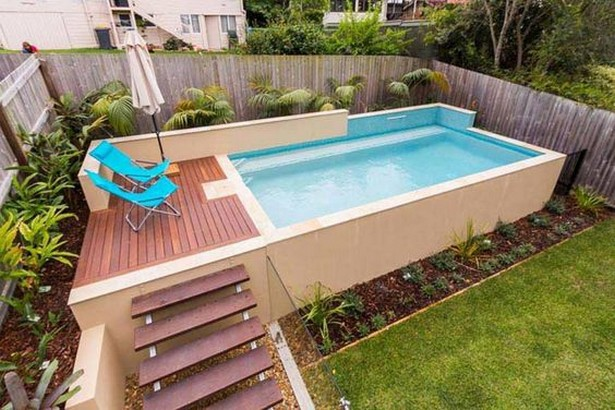 15+ ABOVE GROUND POOL DECK IDEAS ON A BUDGET   by Diymakes ... on Pool Patio Ideas On A Budget id=96849