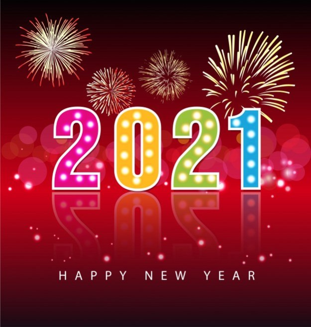 Happy New Year 2021 Wishes. Happy New Year Wishes: Not only do the… | by Techno Tips | Medium