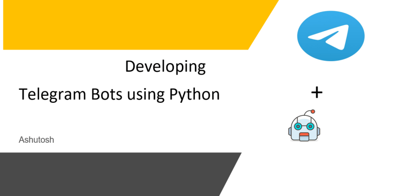How To Make Telegram BOT with Python 2