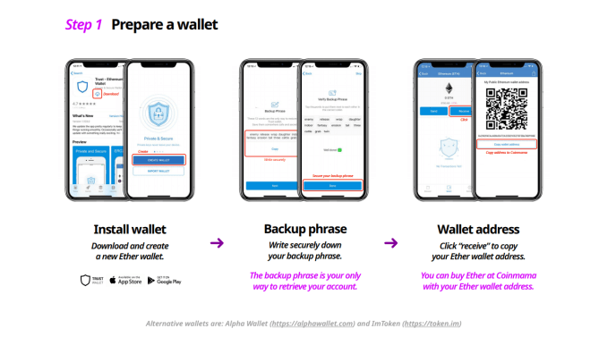 How to Join Super.One wallet
