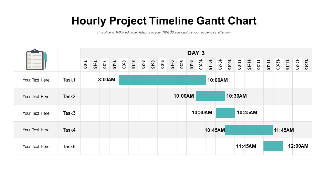 Create an effective gantt chart research proposal when you use our template in this article. 30 Best Gantt Chart Powerpoint Templates For An Effective Visualization Of Your Project By Slideteam Medium