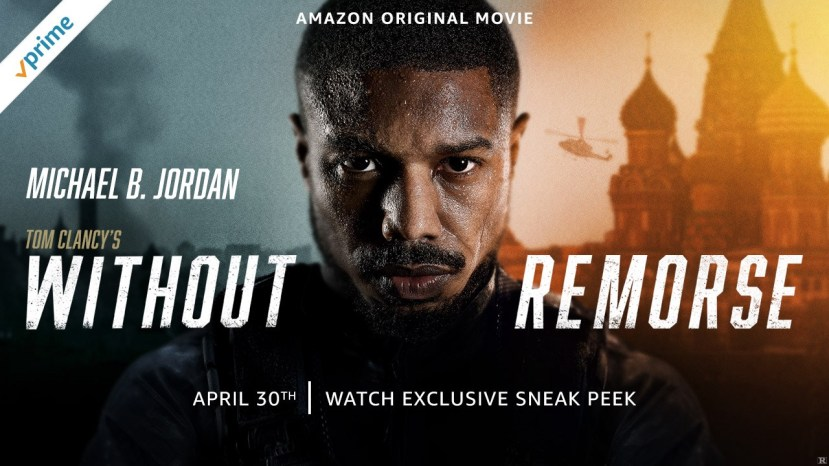 Tom Clancy's Without Remorse Coming to Prime Video | by Amy Shotwell |  Amazon Fire TV
