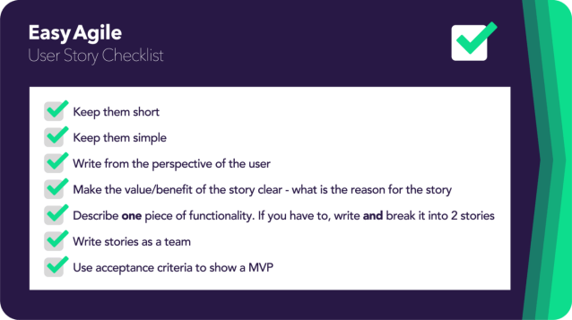 How to Write Good User Stories in Agile Software Development  by