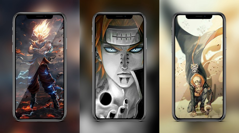 5 Best Anime Wallpapers Apps For Android In 2021 Animebuddie