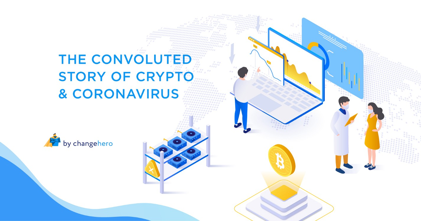 1*oUZM9a7LkRpOUXwvviLbEA - The Convoluted Story of Crypto and Coronavirus