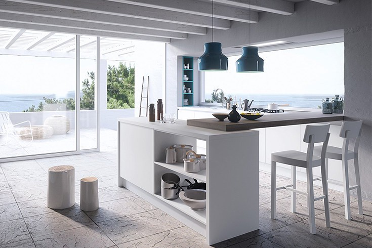 Top 5 modern kitchens: the most popular Italian brands in ... on Modern Kitchens  id=68386
