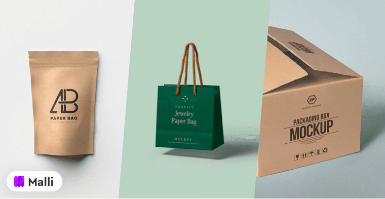 Download 20 FREE Packaging mockups to download (PSD)   by Sander ...