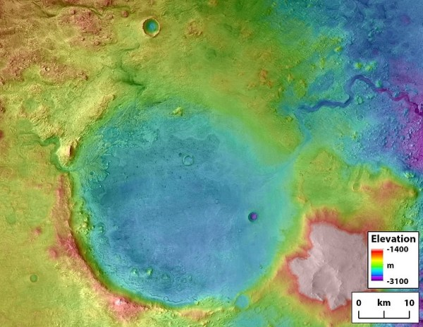 This Rover Could Find Ancient Microbial Life On Mars ...