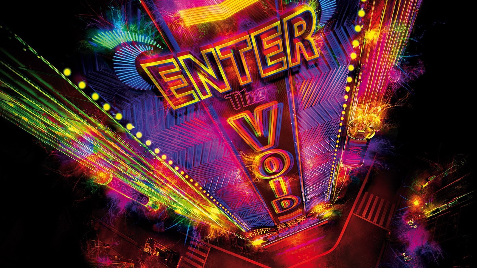 please don t see enter the void by