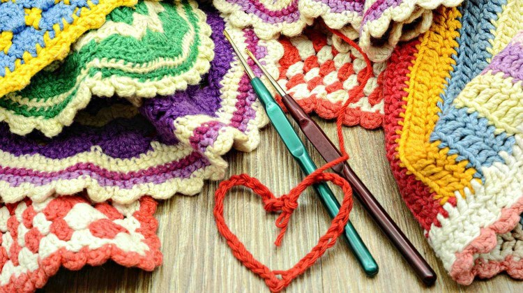 Crocheting, not just for Grannies | by Adrienne K. | The Startup | Medium
