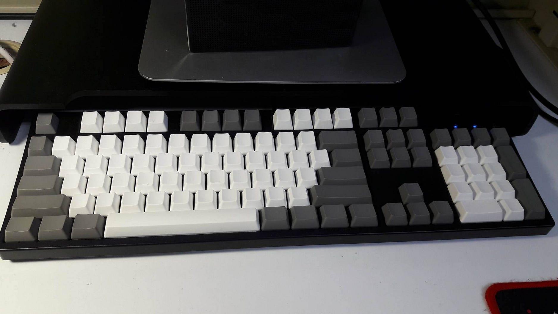 我們為何要使用機械式鍵盤? 機械式鍵盤入門及推薦 - Frank Chiu