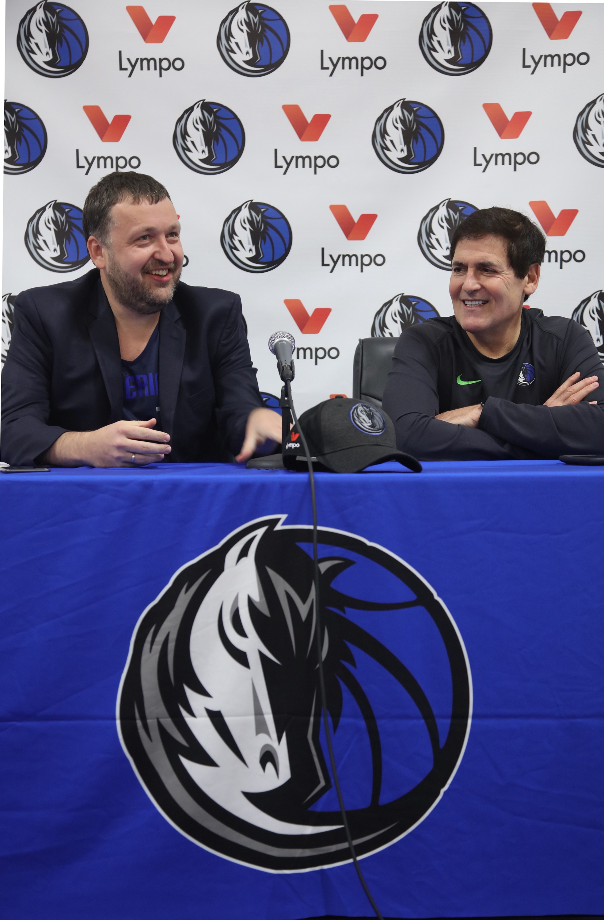 tony g and mark cuban lympo