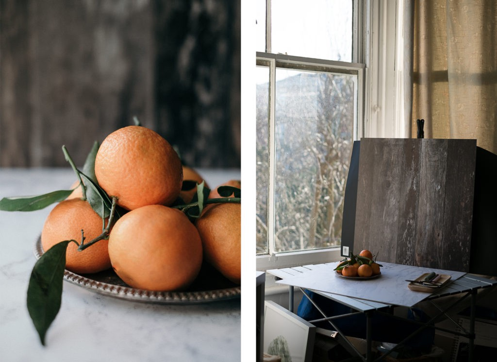 natural light product photography ideas