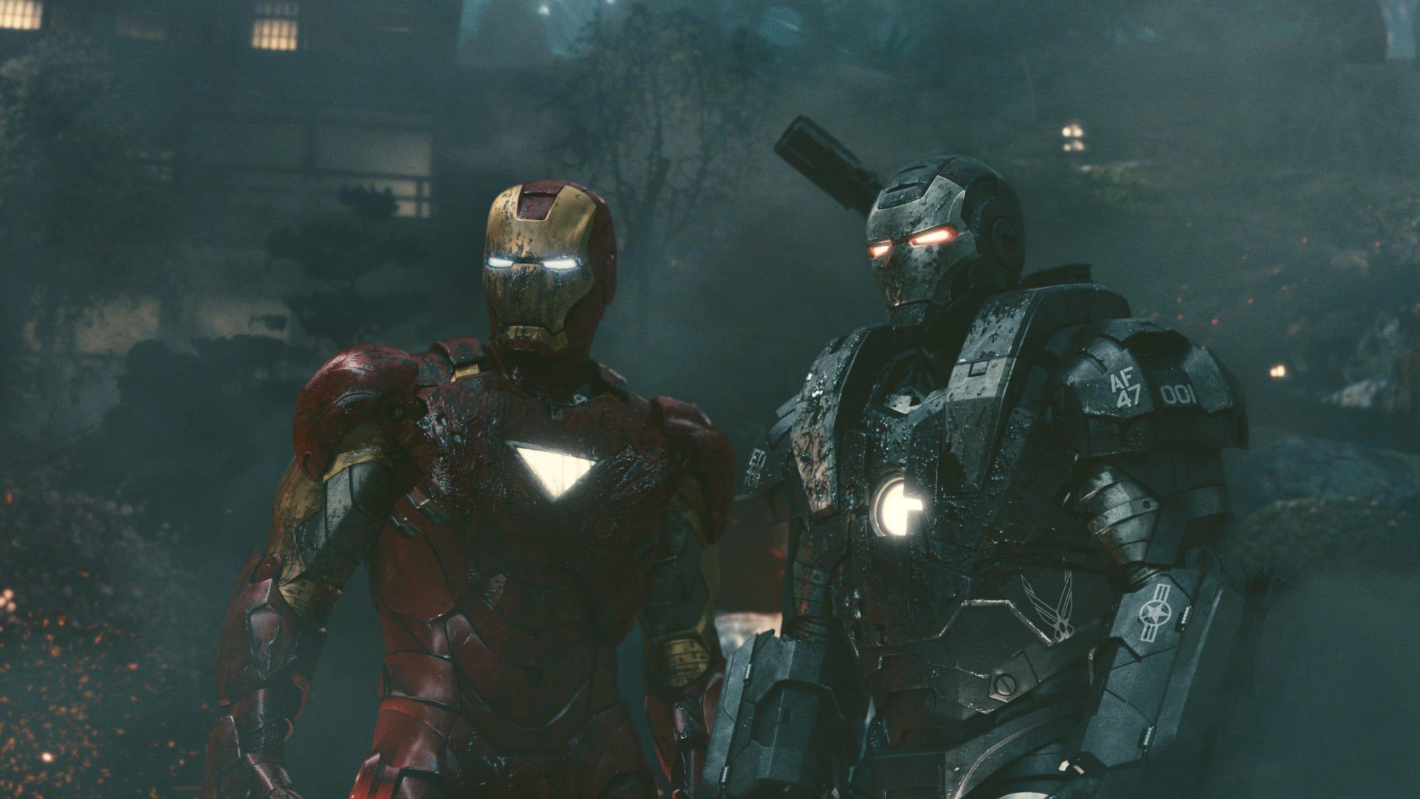 Iron Man 2 MCU