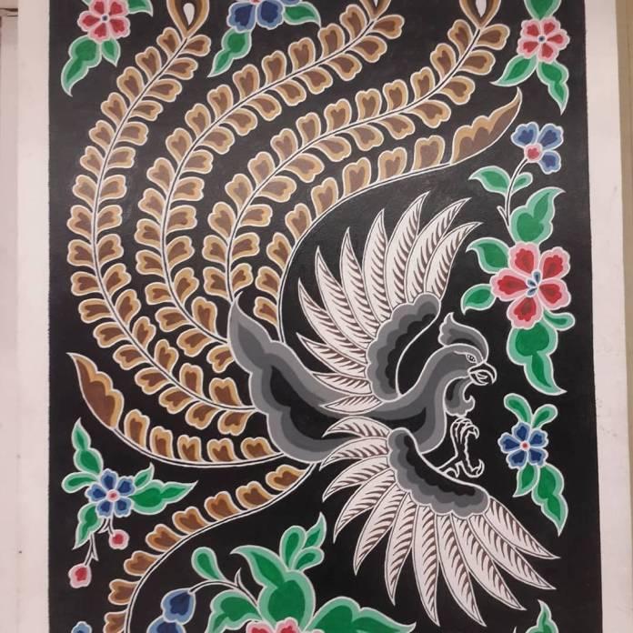 Paling Populer 24+ Lukisan Bunga Batik Simple - Gambar ...