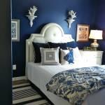 Moody Interior Atemberaubende Schlafzimmer In Schattierungen Von Blau By Sacportalicom Medium