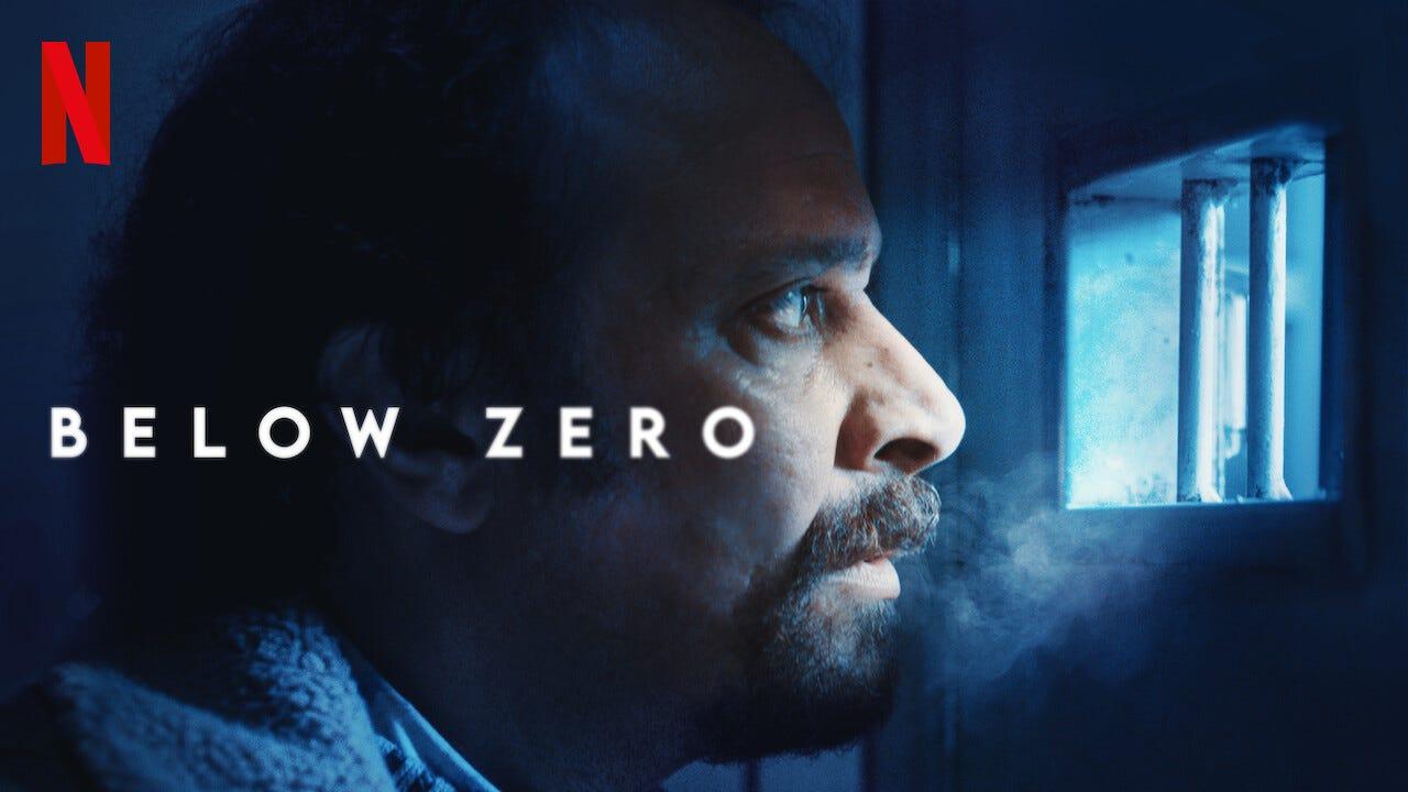 sinopsis dan profil pemeran film below zero 2021    Duniamasa.com