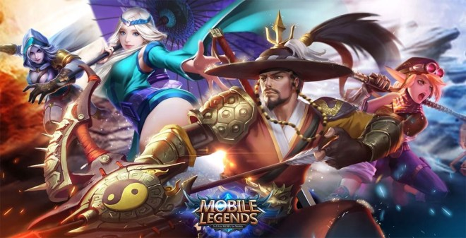 mobile legends: bang bang apk +mod all unlocked - roker