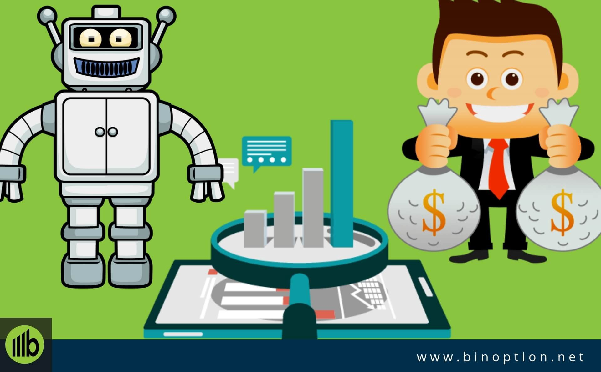 Can Someone Make Good Money With Binary Options Robots