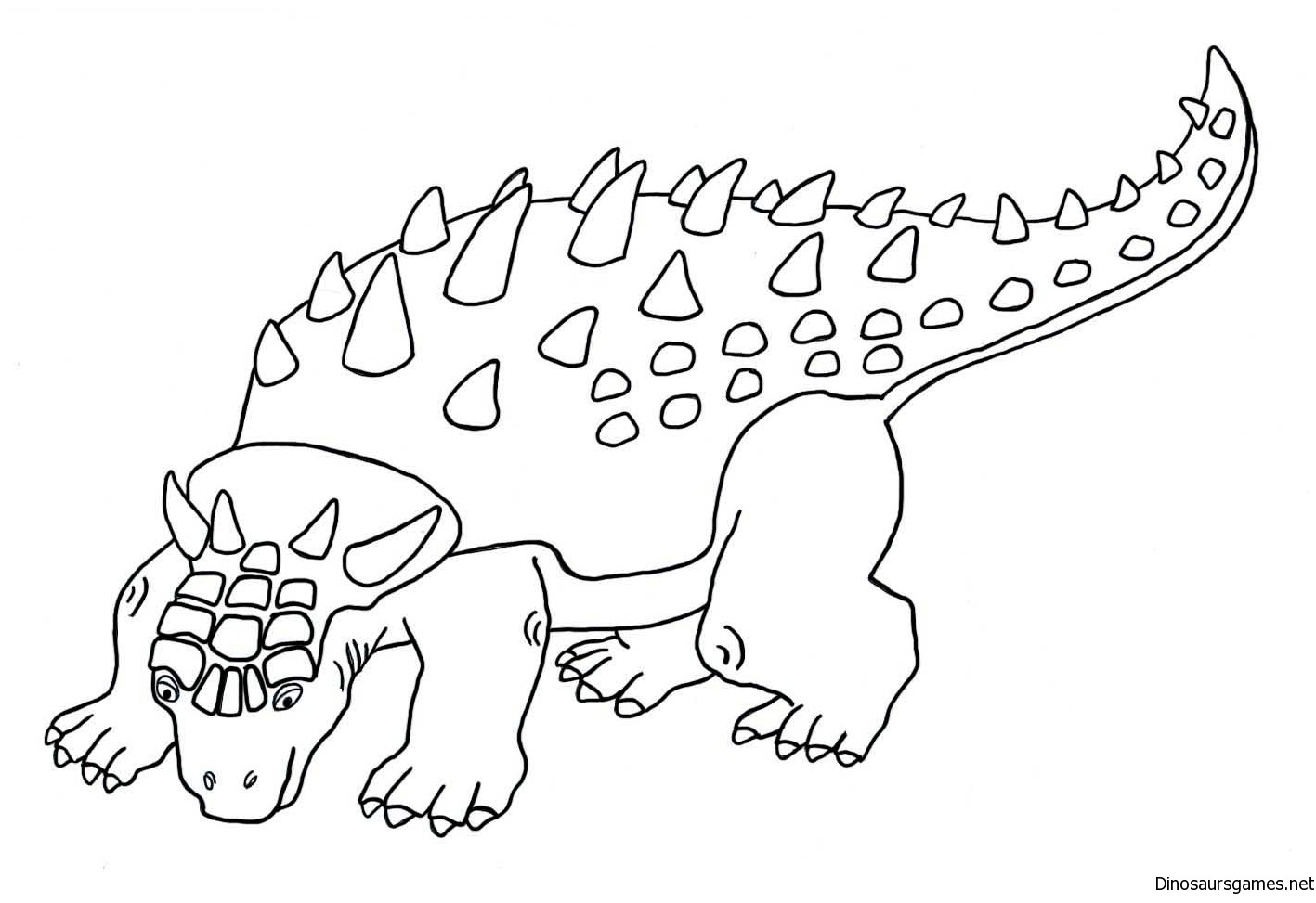 How To Make A Dinosaur Coloring Book For Children By Dinosaursgamesonline Medium