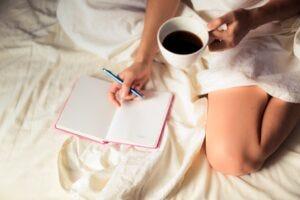 healing stress, healing practice, self healing routine, journaling for healing