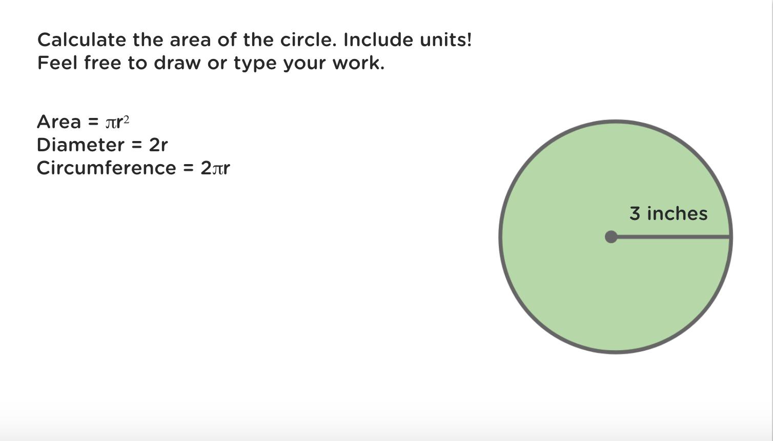 A Classkick Assignment 7th Grade Math