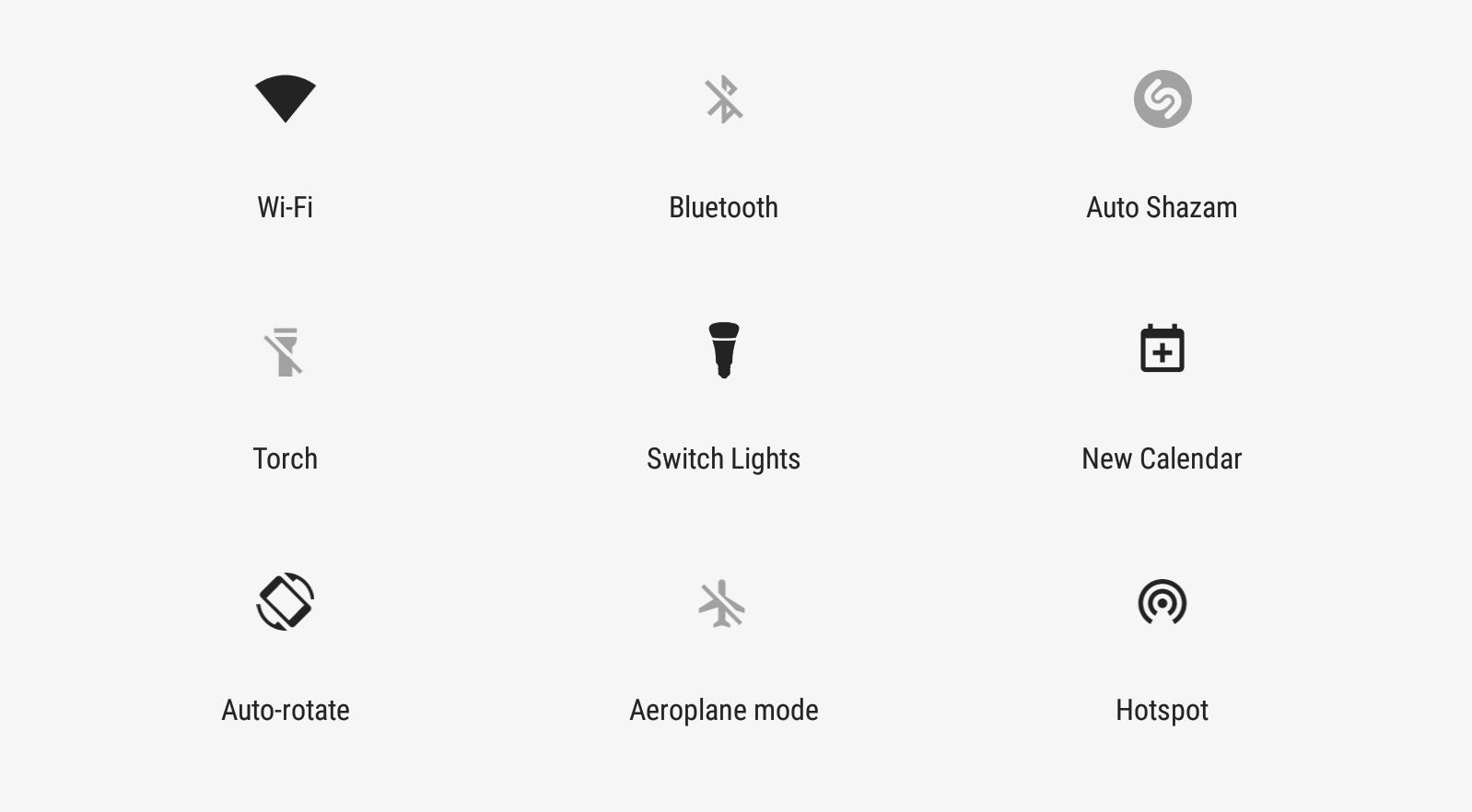 quick settings tile api
