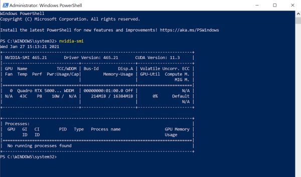 Run RAPIDS on Microsoft Windows 10 using WSL 2 — The ...