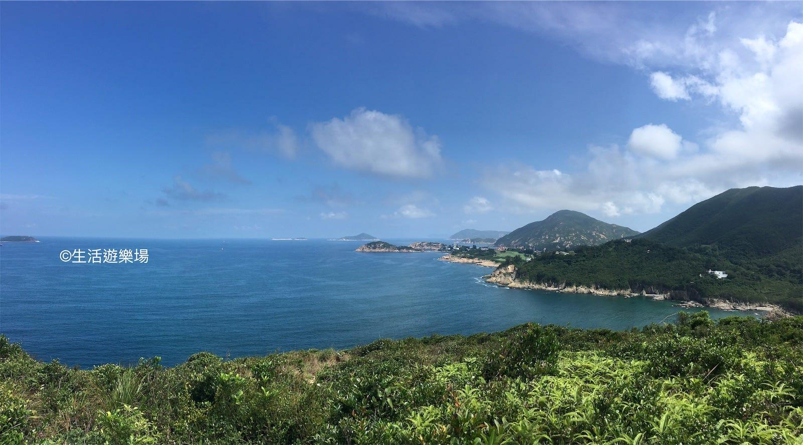 港島:龍脊去小西灣. 少咗遊客,宜登龍脊。將終點由大浪灣延至小西灣,烈日下踏長樓梯上砵甸乍山,絕對自 ...