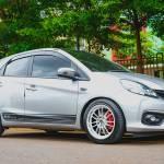 10 Modifikasi Velg Mobil Brio Terkeren 2019 By Otomax Wheels Medium