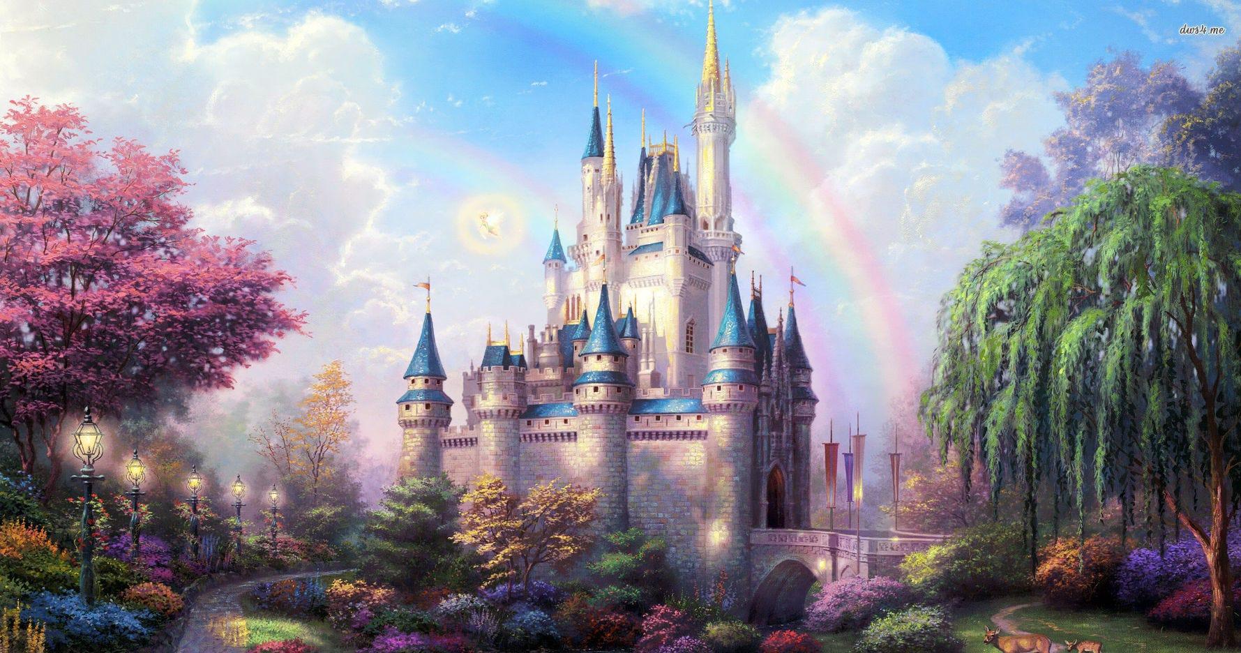 A Fairytale Bliss