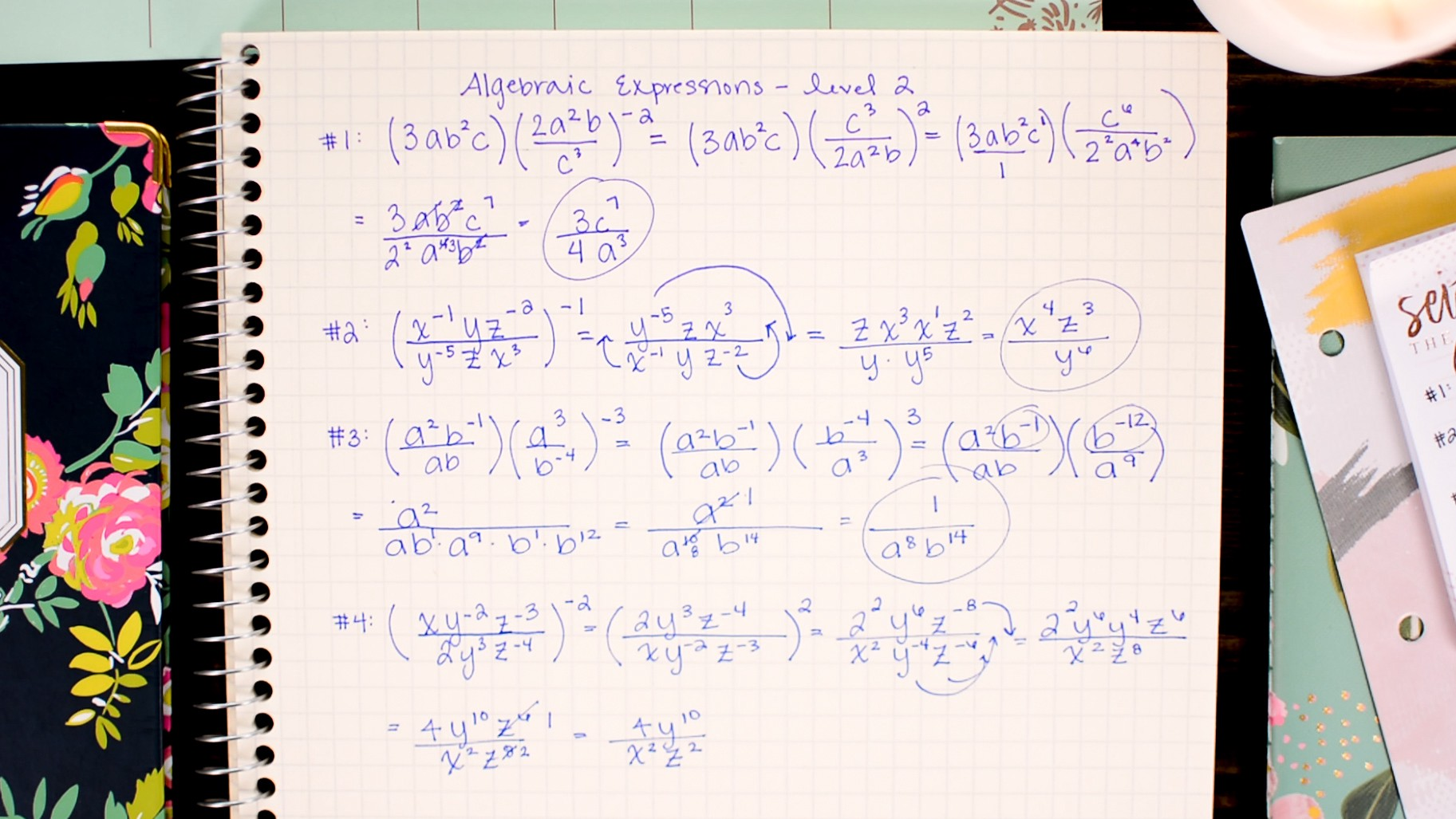 How To Simplify Algebraic Equations With Brackets