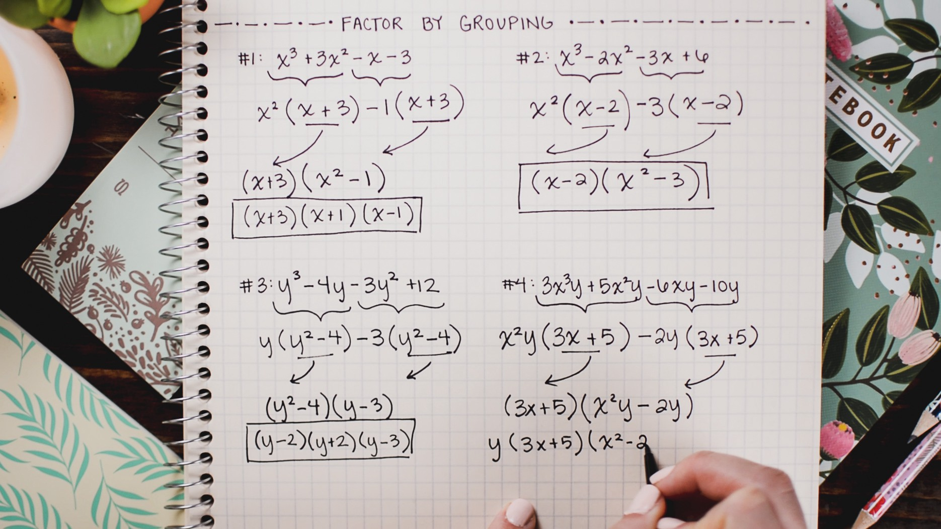 Starter Guide To Factoring Quadratics Amp Polynomials