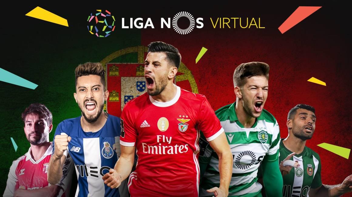 A Liga NOS Virtual 20/21 já está disponível na RealFevr! | by RealFevr Portugal | Aug, 2020 | #Convocatória