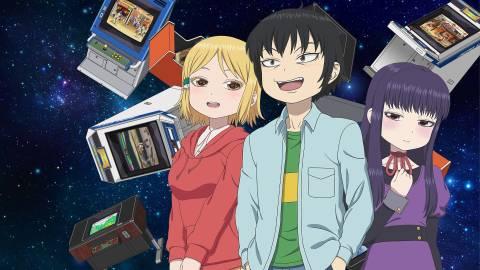 Hi Score Girl For Video Game Lovers | Anime Manga Review