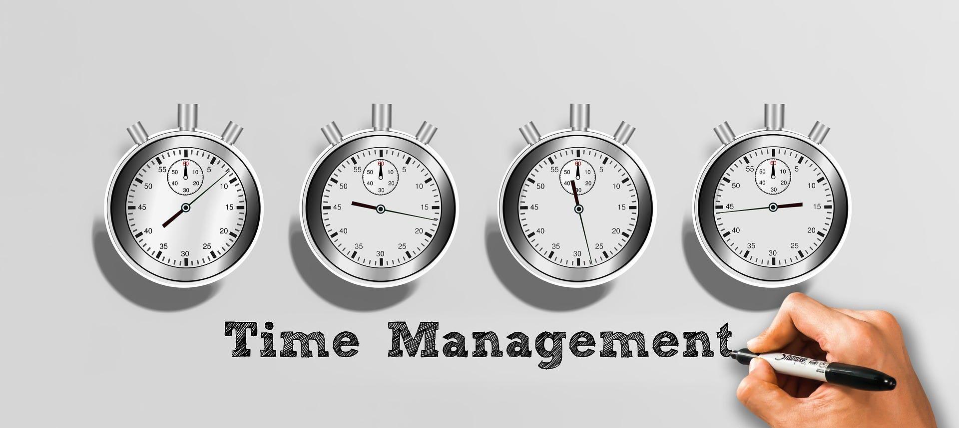 9 Super Easy Time Management Tips For Entrepreneurs To