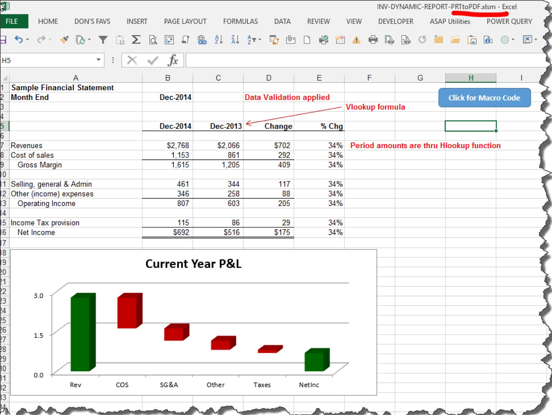 Microsoft Excel The One Automation Macro You Need To Use