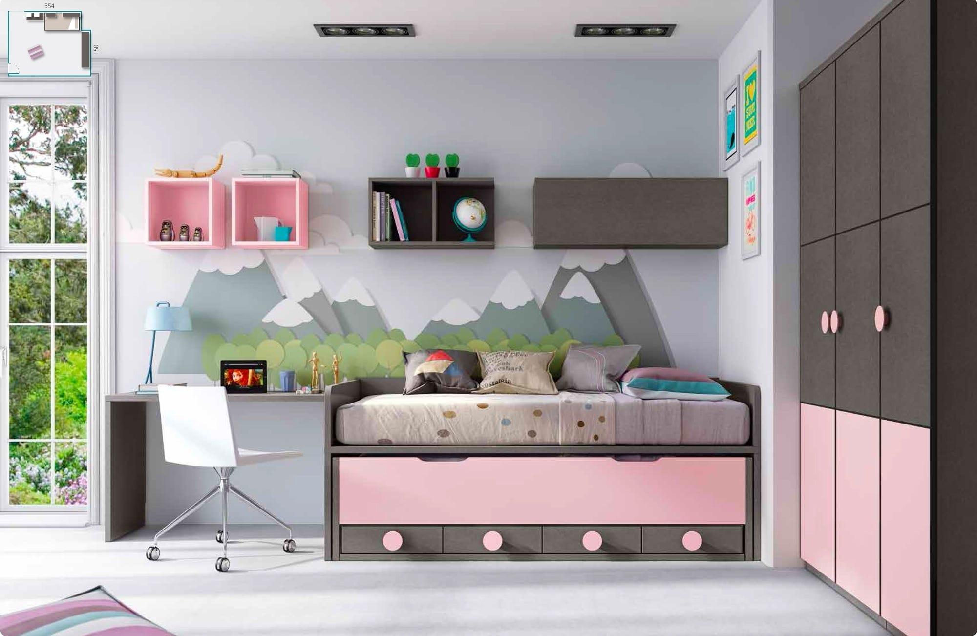 Lit Gigogne Enfant Et Adulte Top 2018 By Decorations Mag Medium