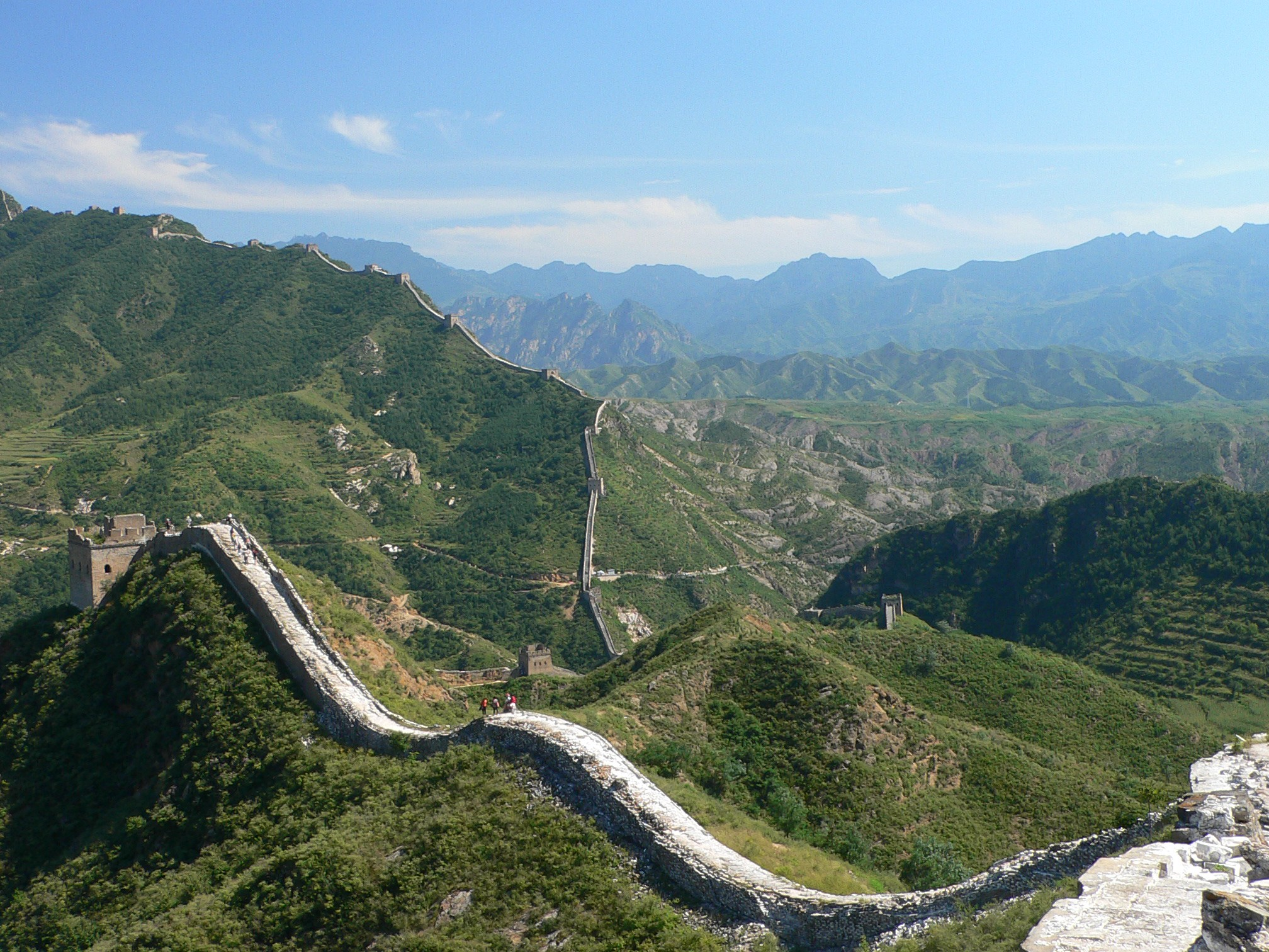 The Great Wall Of China And Its Amazing List Of Wonders