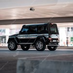 Explore The Uae Desert With The Amazing Mercedes G500 Brabus 4x4 By Be Vip Rent A Car Medium