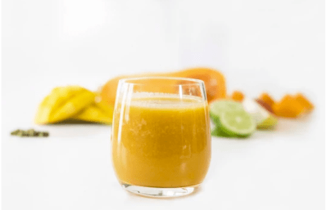 Flow craft smoothies from Living Farmacy