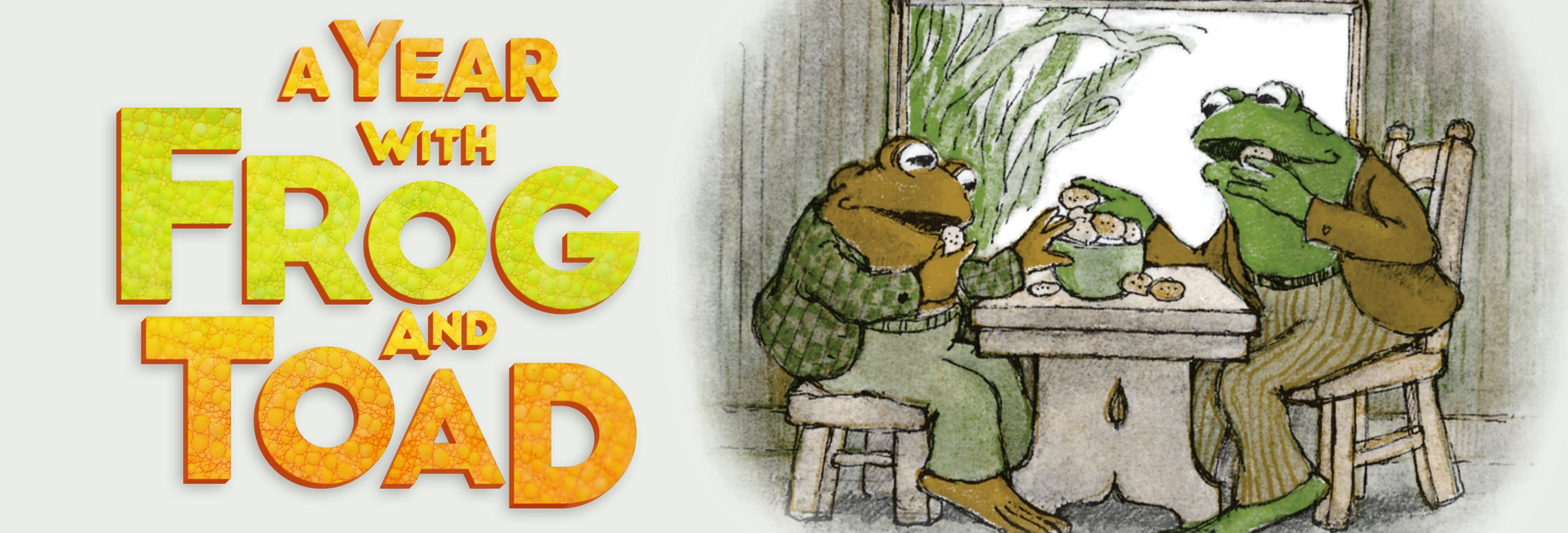 Part 1 Creating A Year With Frog And Toad And The