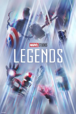 Marvel Studios: Legends S01 (2021) [In English] Web-DL 480p 720p  (HEVC & x264) [3-6  Episodes Added ] [Clip-Show Series]
