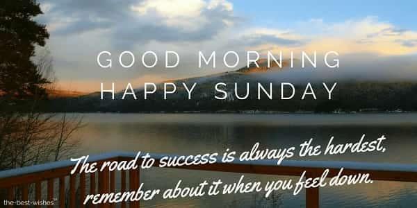 10 inspirational Good Morning Sunday Images + Quotes | by Hadi Malik | Medium