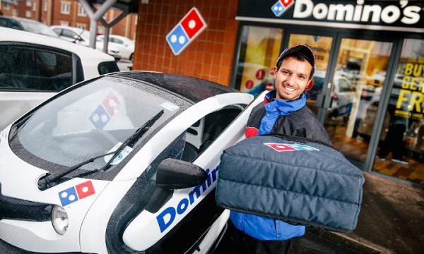 Why Are Domino's Drivers Seen as Stoners and Uber Drivers ...
