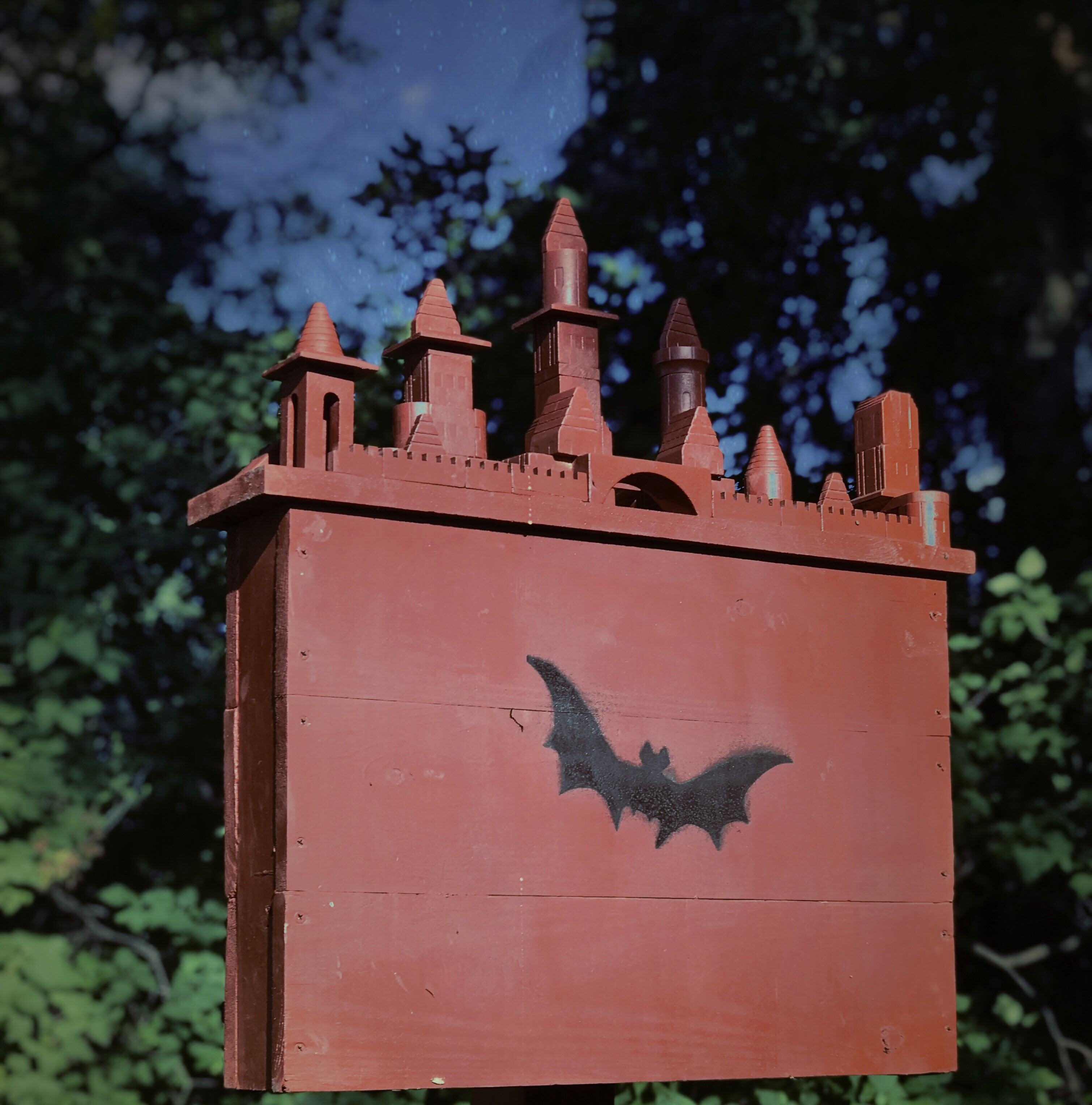 Build Your Dream Bat House Be The Frank Lloyd Wright For Flying By Toothpickings Medium